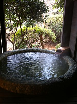 蘇山郷草原の間部屋風呂