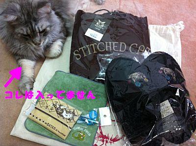 2011年わちふぃーるど福袋中身2